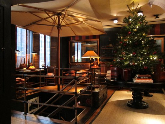 Blakes Hotel: Hotel Lobby