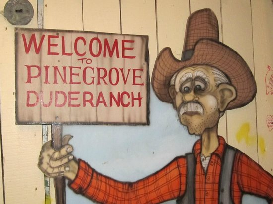 Pinegrove Family Dude Ranch: Welcome