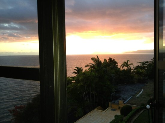 A Villa Gail: Sunrise from the room