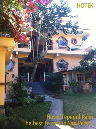 Hotel Tepepul Kaan: The best to rest in San Pedro