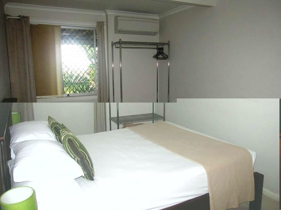 Airlie Apartments: bedroom