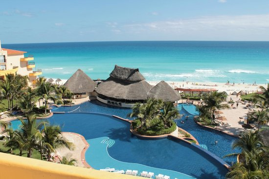 Fiesta Americana Condesa Cancun All Inclusive: VIEW FROM RM. 559