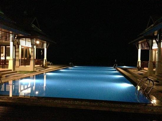 Poolsawat Villa: the pool