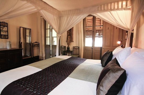 Satri House: Deluxe Room