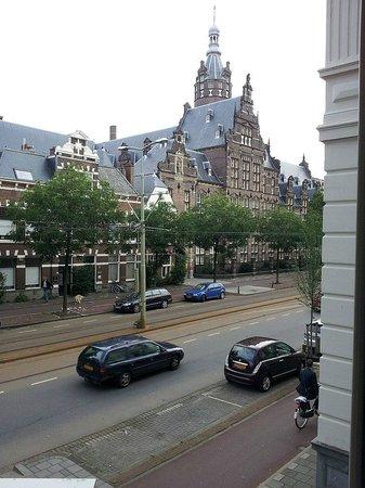 Hampshire Hotel - 108 Meerdervoort Den Haag : Overlooking Meerdervoort