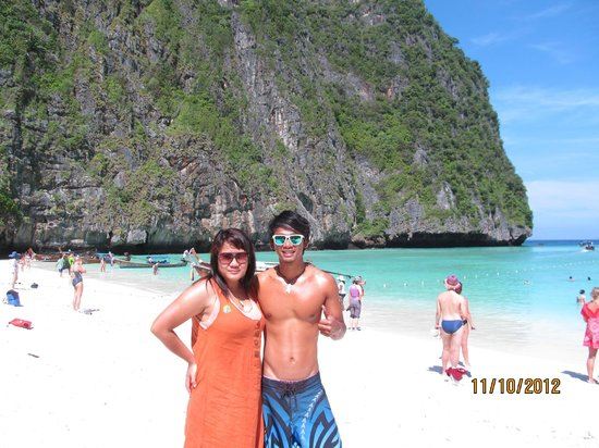 Srisuksant Resort: mAYA BAY