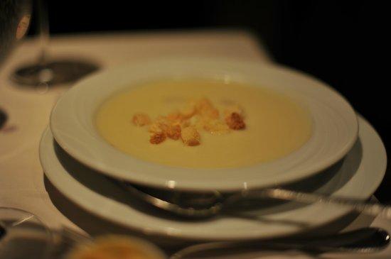 ليبرتادور هوتل لاجو تيتيكاكا: Soup 