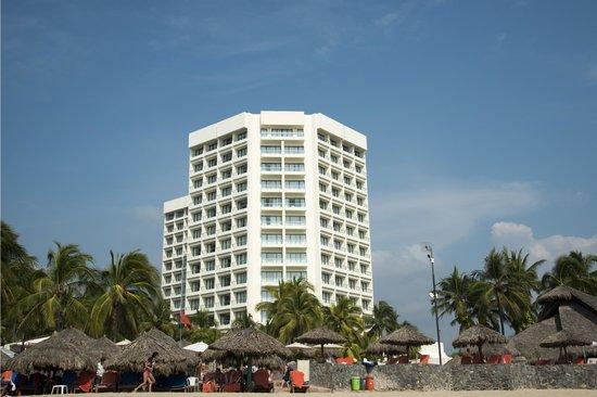 Sunscape Dorado Pacifico Ixtapa: Great views of ocean and beach