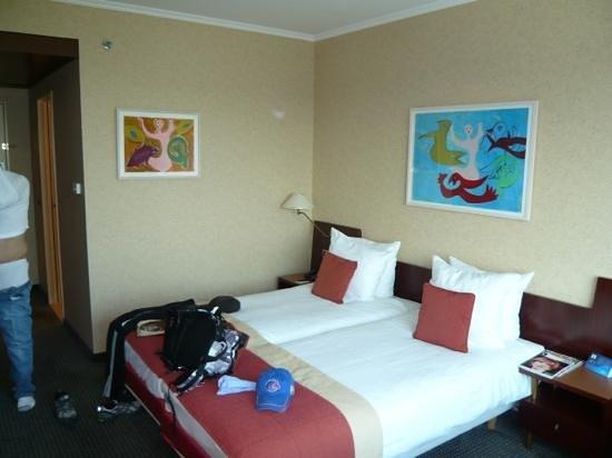 Radisson Blu Hotel Amsterdam Airport: room