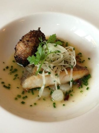 Hotel Restaurant Hirschen: Fisch
