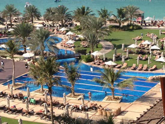 The Westin Dubai Mina Seyahi Beach Resort & Marina: Lap Pool