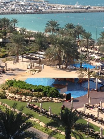 The Westin Dubai Mina Seyahi Beach Resort & Marina: Wading Pool