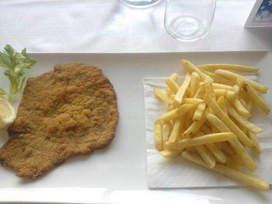 Albergo Protti: Il pranzo sfizioso