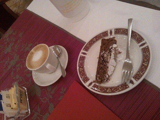 Albergo Protti: La colazione