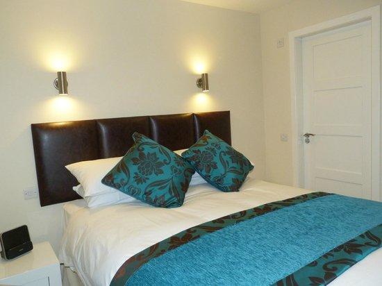 The Aberlour Hotel: double room