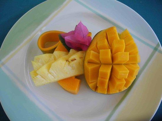 Riverside Inn Fuji Bentota: Petit-déjeuner