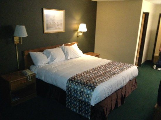 Troys Inn: one of our rooms