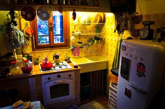 Venice-BB-Venezia: Lovely kitchen