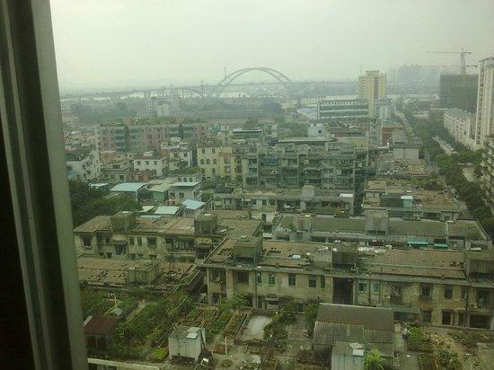Carefree Hotel: Vue du 11e étage