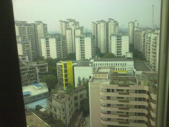Carefree Hotel: Vue de la Chambre au 11e étage
