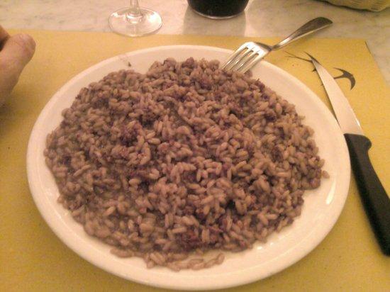 Le Rondini - pizzeria con cucina: Riso