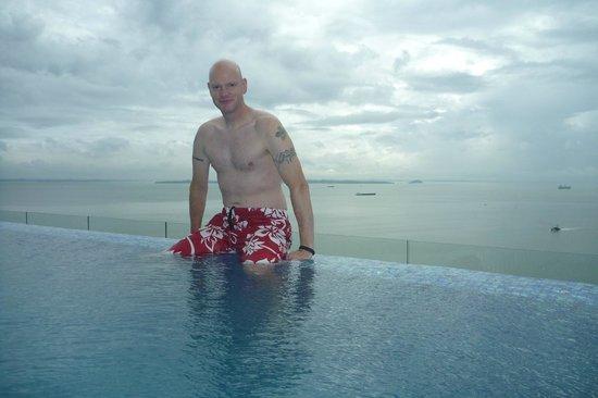 Four Points by Sheraton Sandakan: Breathtaking view on the Sulu Sea