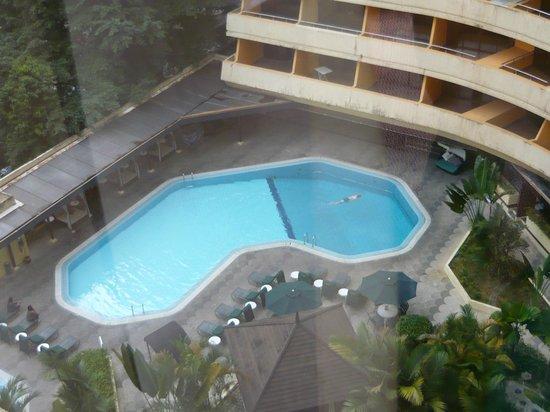 Swimming pool picture of corus hotel kuala lumpur kuala - Piccolo hotel kuala lumpur swimming pool ...