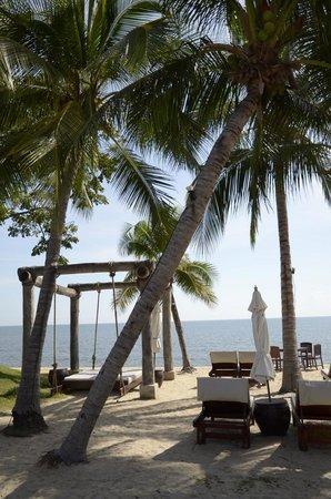 Asara Villa & Suite: Beach @ Asara