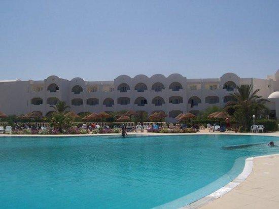 Palais des Iles Djerba Hotel: piscina