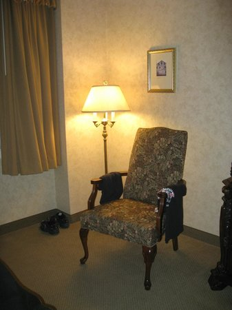 AmishView Inn & Suites: nice room