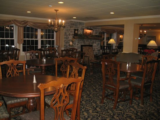 AmishView Inn & Suites: dining area