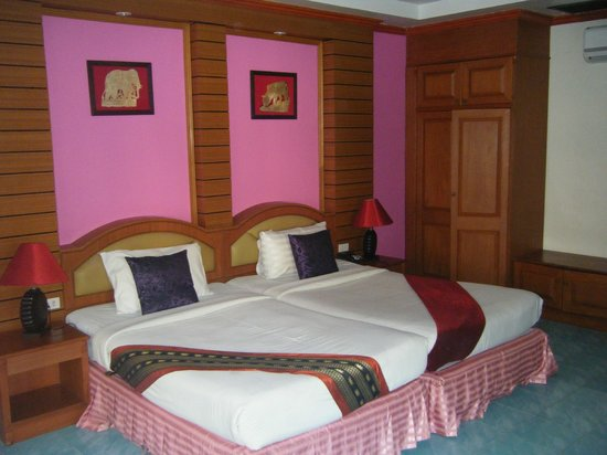 Phi Phi Villa Resort: Bedroom