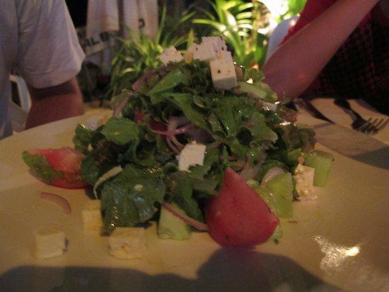 Cafe del Mar : Greek Salad