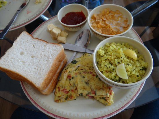Resort Silver Hills: Buffet Breakfast