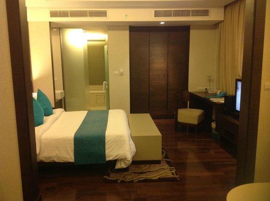 Jasmine Resort Hotel: chambre