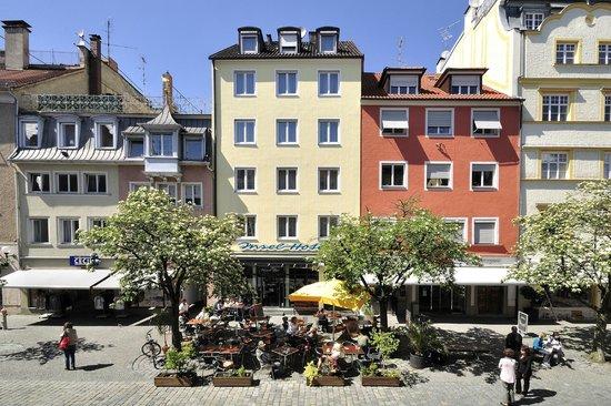 Insel-Hotel Lindau: Hotelansicht