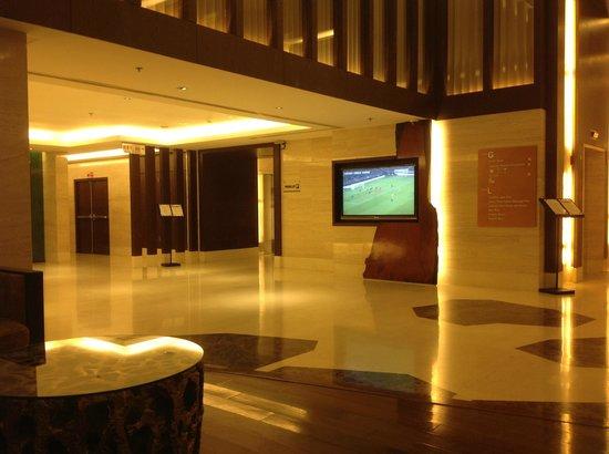 Jasmine Resort Hotel: lobby 