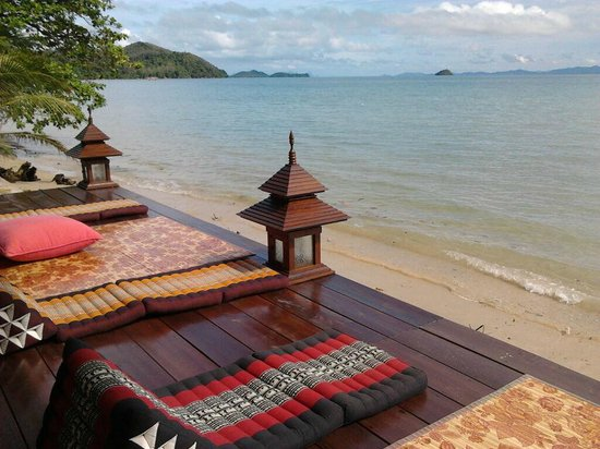 Phuket Thai Cookery School: Location at Sirey