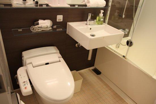 Hotel Granvia Hiroshima: nice size