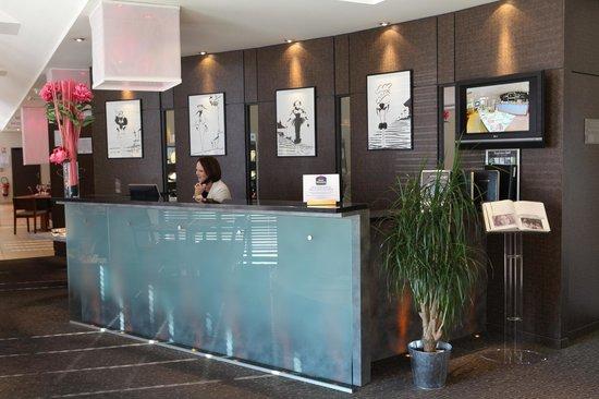 Best Western Hotel Colbert : réception