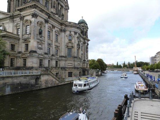 Museumsinsel: Ilhas dos Museus