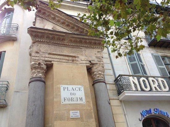 Grand Hotel Nord-Pinus: Front Facade