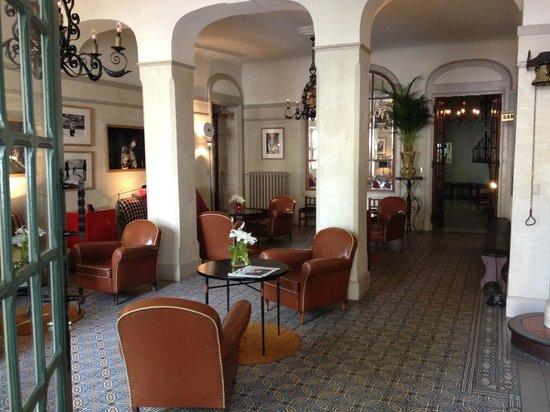 Grand Hotel Nord-Pinus: Lobby