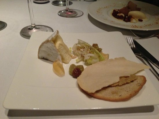 The Fig Restaurant: Cheese