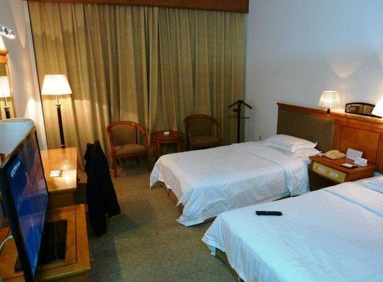Wangfeng Garden Hotel : Bedroom