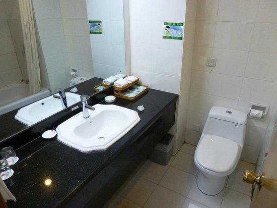 Wangfeng Garden Hotel : Bathroom
