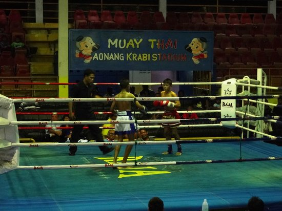 ‪Ao Nang Krabi Thai Boxing Stadium‬