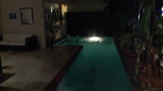 Oceana Hostal Playero : Small pool
