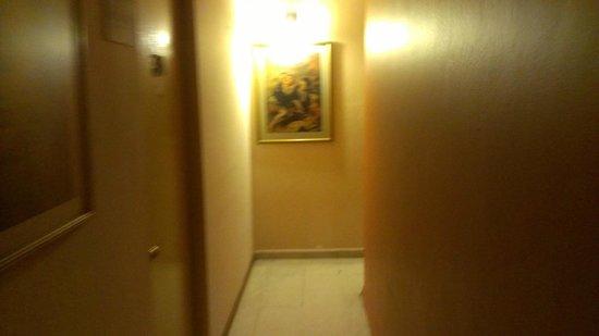 أوشينا هوستال بلايرو: Hallway