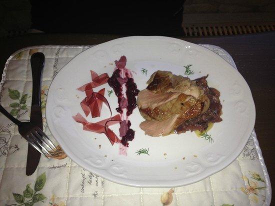 Duck Breast Picture Of Restauracja Kuchnia I Wino Kazimierz Dolny